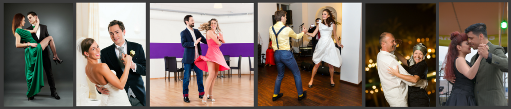 Dance Lessons - Ballroom - Latin - Swing - Freestyle