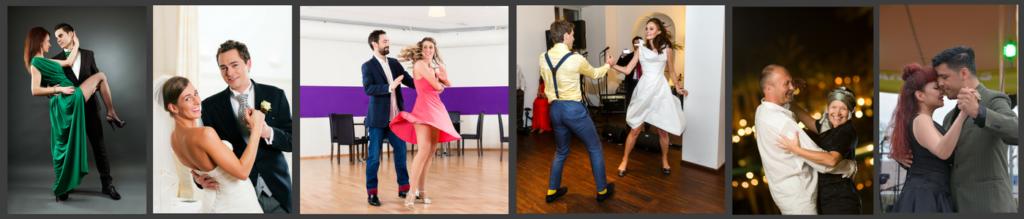 Dance Lessons - Ballroom - Latin - Swing - Freestyle